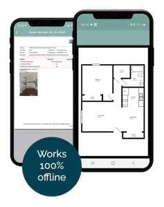 Document your construction work with QA